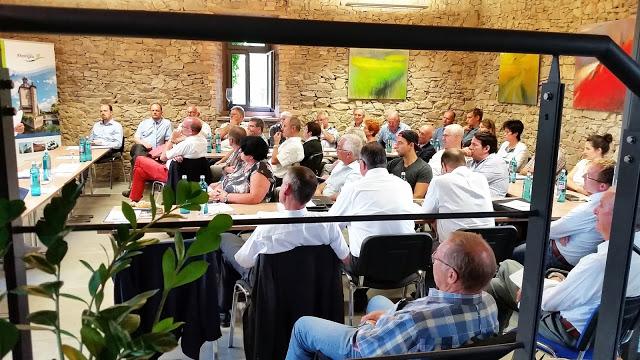 """Machbarkeits-Studie """"Historischer Weinbau im Rheingau"""" vorgestellt"""
